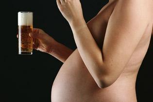 Влияние пива на зачатие ребенка