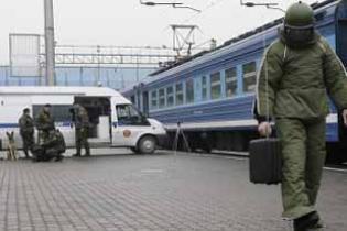 Из-за угрозы взрыва эвакуированы пассажиры поезда Симферополь-Киев 4faaade99be17