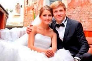 свадьба анна михайловская фото