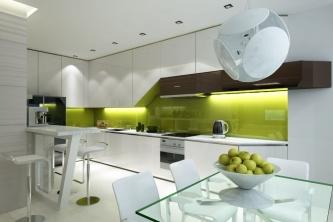 Что из себя представляет современная кухня